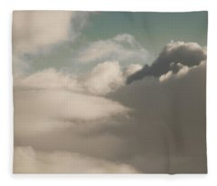 Sky One Fleece Blanket