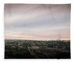 Sky View Fleece Blanket