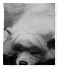 Sleepy Fleece Blanket
