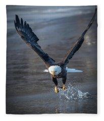 Slpish Splash Fleece Blanket