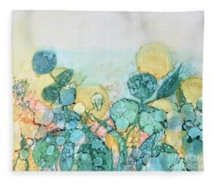 Small Things Fleece Blanket