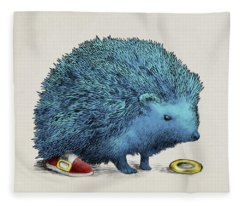 Sonic Fleece Blanket