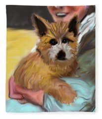 Sparky Fleece Blanket