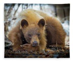 Spring Slumber  Fleece Blanket