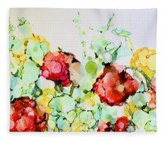 Spring To Summer Fleece Blanket