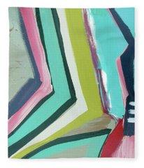 Springboard Fleece Blanket