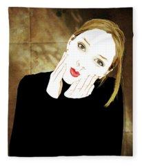 Squishyface Fleece Blanket