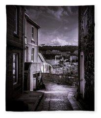 St Ives Street Fleece Blanket