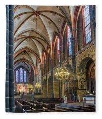 St Peter's Cathedral Fleece Blanket