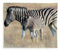 Staying Close Fleece Blanket