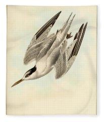 Sterna Elegans Fleece Blanket
