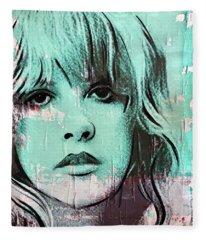 Stevies Crystal Visions Fleece Blanket
