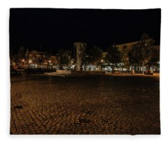 stora torget Enkoeping #i0 Fleece Blanket