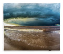 Storm Fleece Blanket