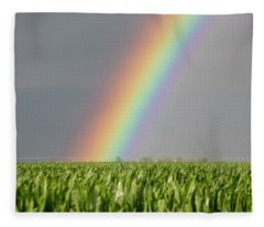 Storm Chasing After That Afternoon's Naders 023 Fleece Blanket