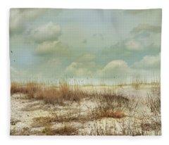 Stormy Monday Fleece Blanket