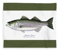Lure Fleece Blankets