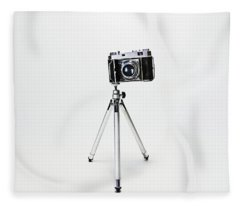 Studio. Kodak Retina 2. Fleece Blanket