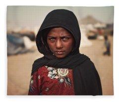 Suman Fleece Blanket