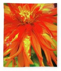 Summer Joy Fleece Blanket