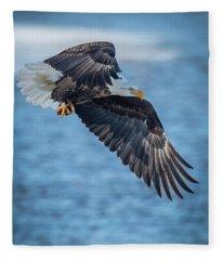Sun Shade Fleece Blanket