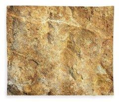 Sun Stone Fleece Blanket