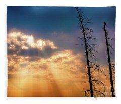 Sunbeams Fleece Blanket