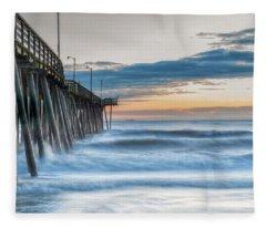 Sunrise Bliss Fleece Blanket