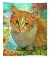 Sweet Lola Fleece Blanket