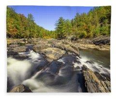 Sweetwater Creek Fleece Blanket