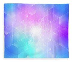 Synthesis Fleece Blanket
