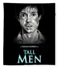 Tall Men Customer 52 Fleece Blanket