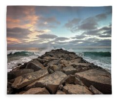 Tamarack Jetty Fleece Blanket