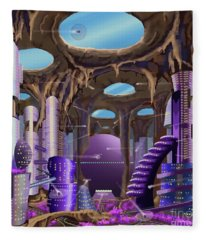 Tandalo, Sferogyl's Capital Fleece Blanket