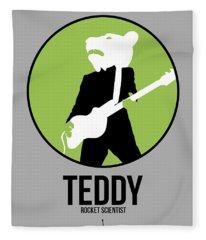 Teddybear Fleece Blanket