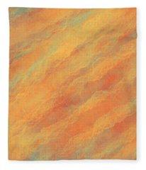 Tempered Lava Fleece Blanket