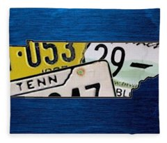 Tennessee Fleece Blanket