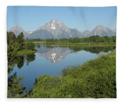Teton Moment Fleece Blanket