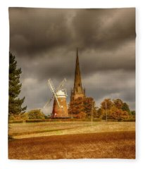 Thaxted Village Fleece Blanket