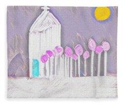 The Chapel Fleece Blanket