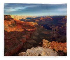 The Dawn Of A New Day Fleece Blanket