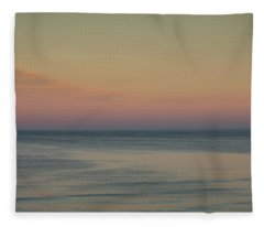 The Day Begins Fleece Blanket