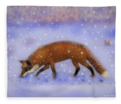 The Escape Fleece Blanket