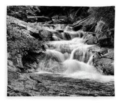 The Falls End Fleece Blanket