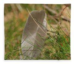 The Feather Fleece Blanket