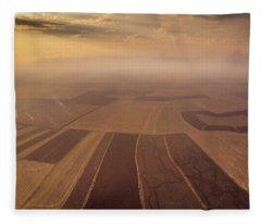 The Fog Fleece Blanket