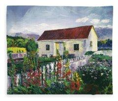 The Gardener's Workshed Fleece Blanket