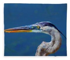 The Headshot Fleece Blanket
