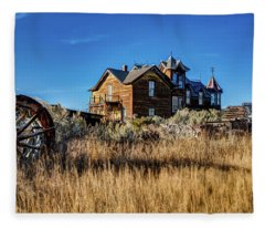 The House Fleece Blanket