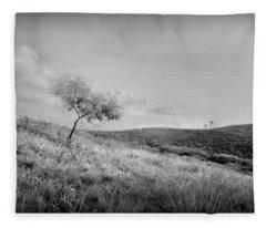 The Last Day Fleece Blanket